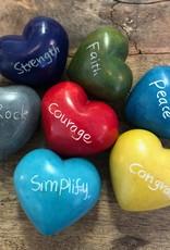 Word Heart, Individual, 9