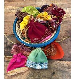 Silk Gift Bags, India