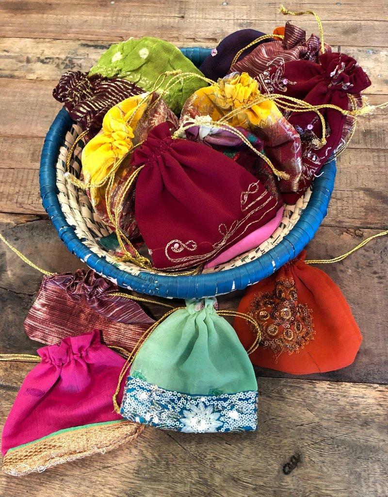 Silk Gift Bags