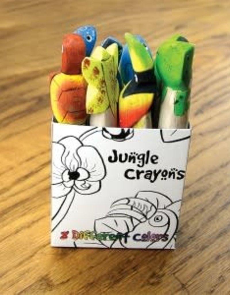 Balsa Wood Crayons