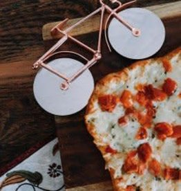 India, Bicycle Pizza Cutter