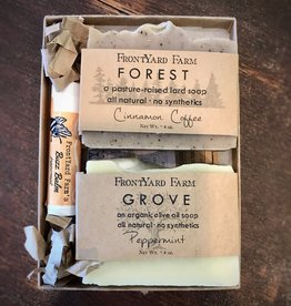 Front Yard Farm Soap Gift Box