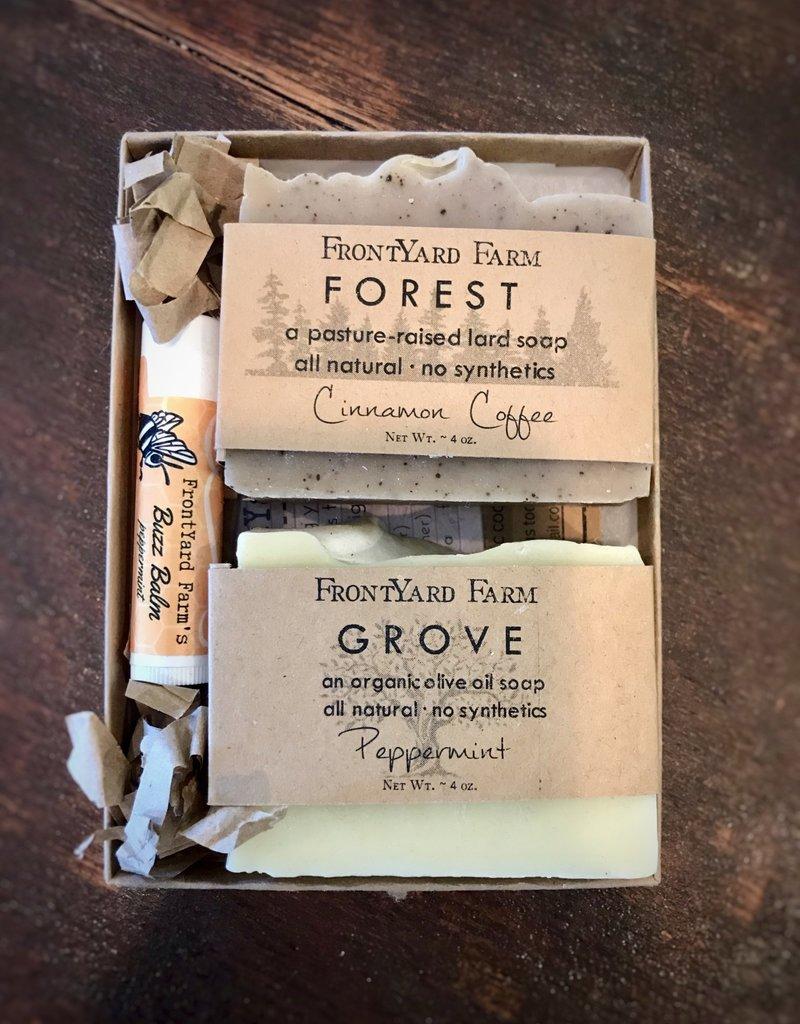 Front Yard Farm Soap Gift Box