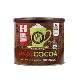 Equal Exchange Spicy Hot Cocoa Mix 12oz