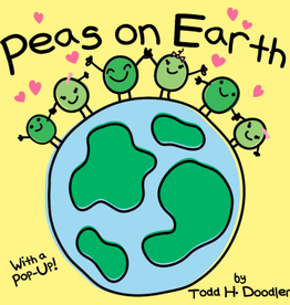 Peas on Earth Book