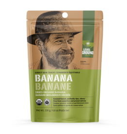 Dried Organic Bananas