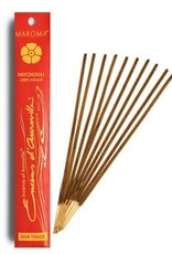 feb19 Maroma Incense of Auroville