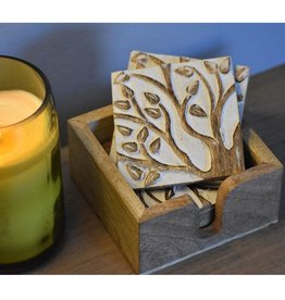 Tree of Life Coasters