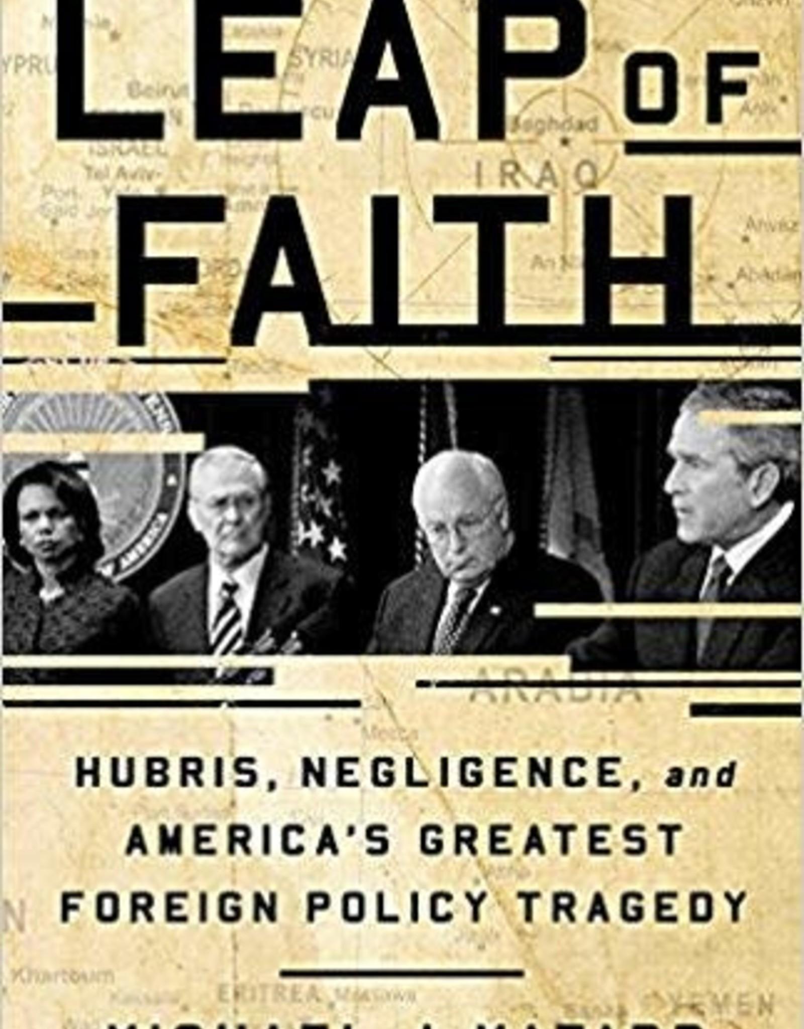 Leap of Faith Book