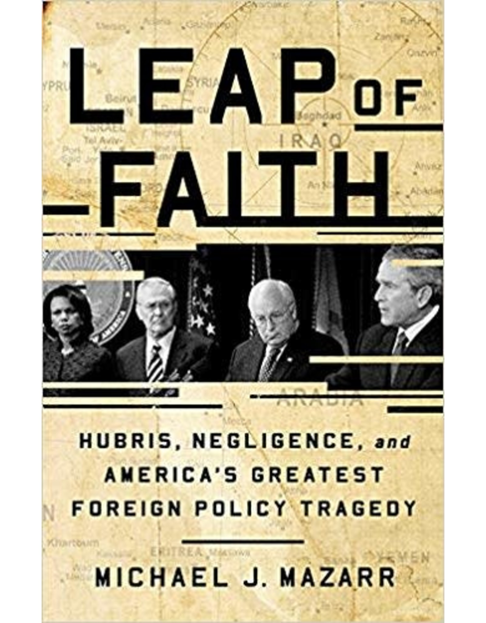 Leap of Faith Book