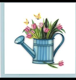 Happy Gardening Quilling Card