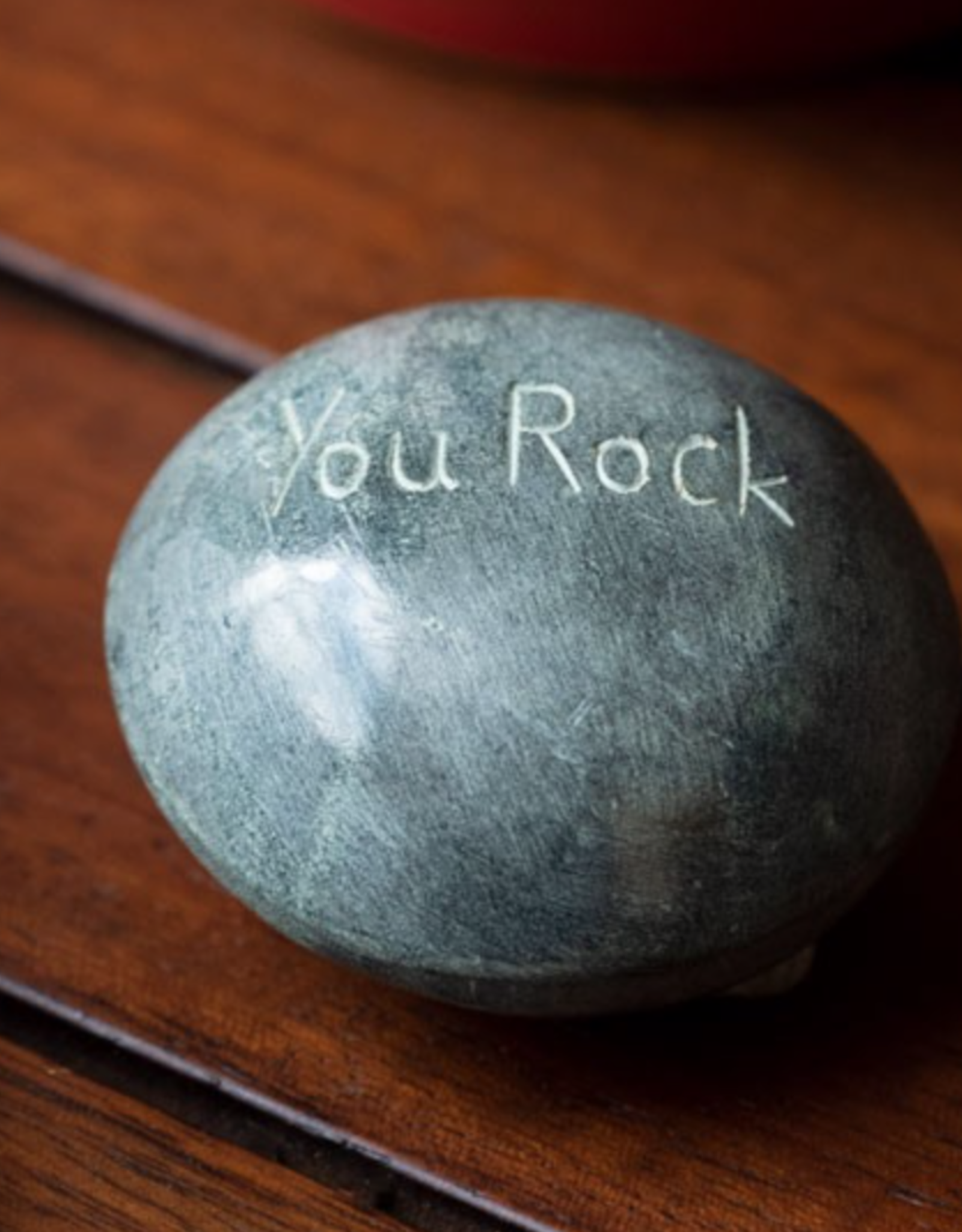 You Rock! Rock Soapstone