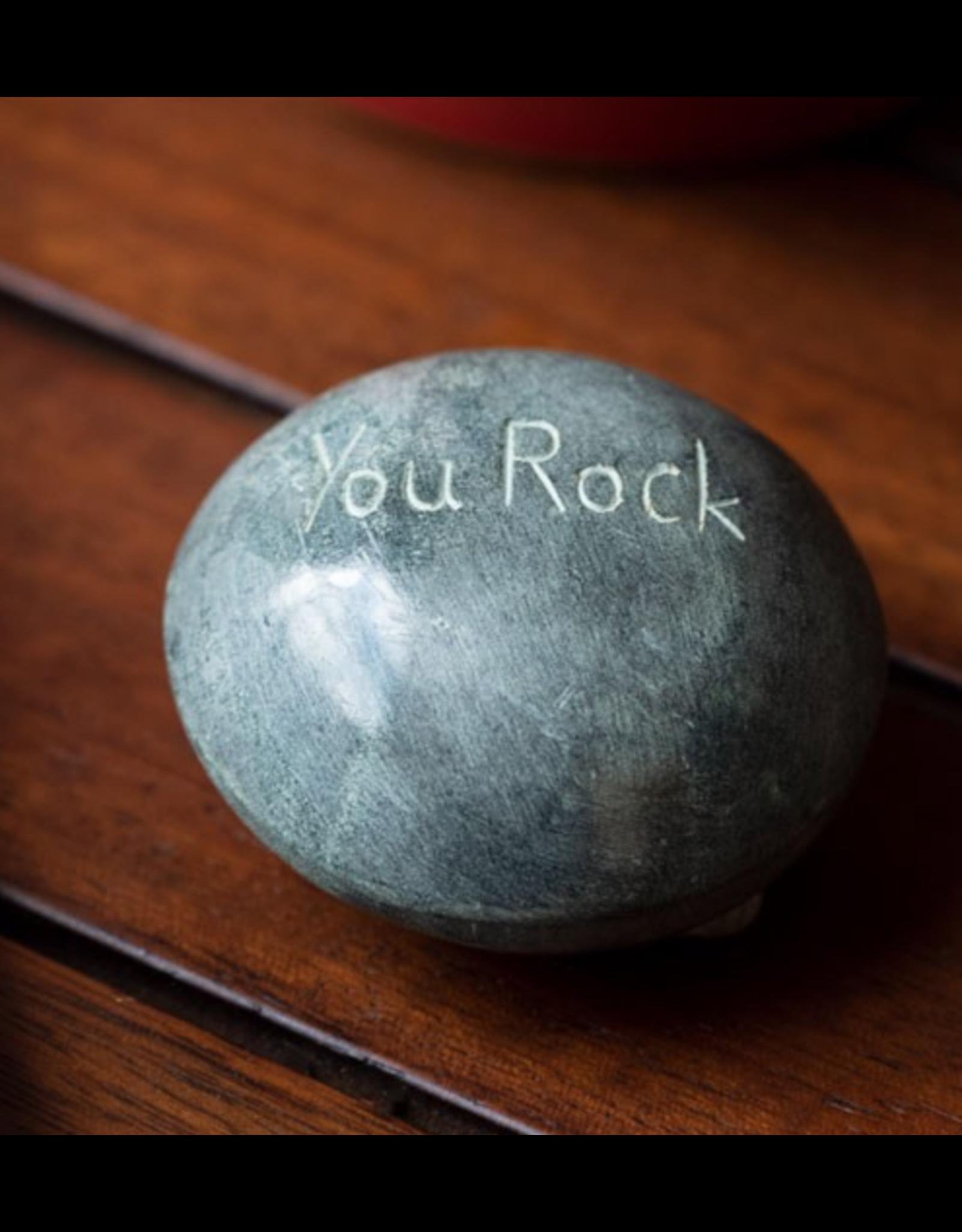 You Rock! Rock Soapstone