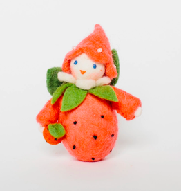 Berry Drop Fairy Ornament