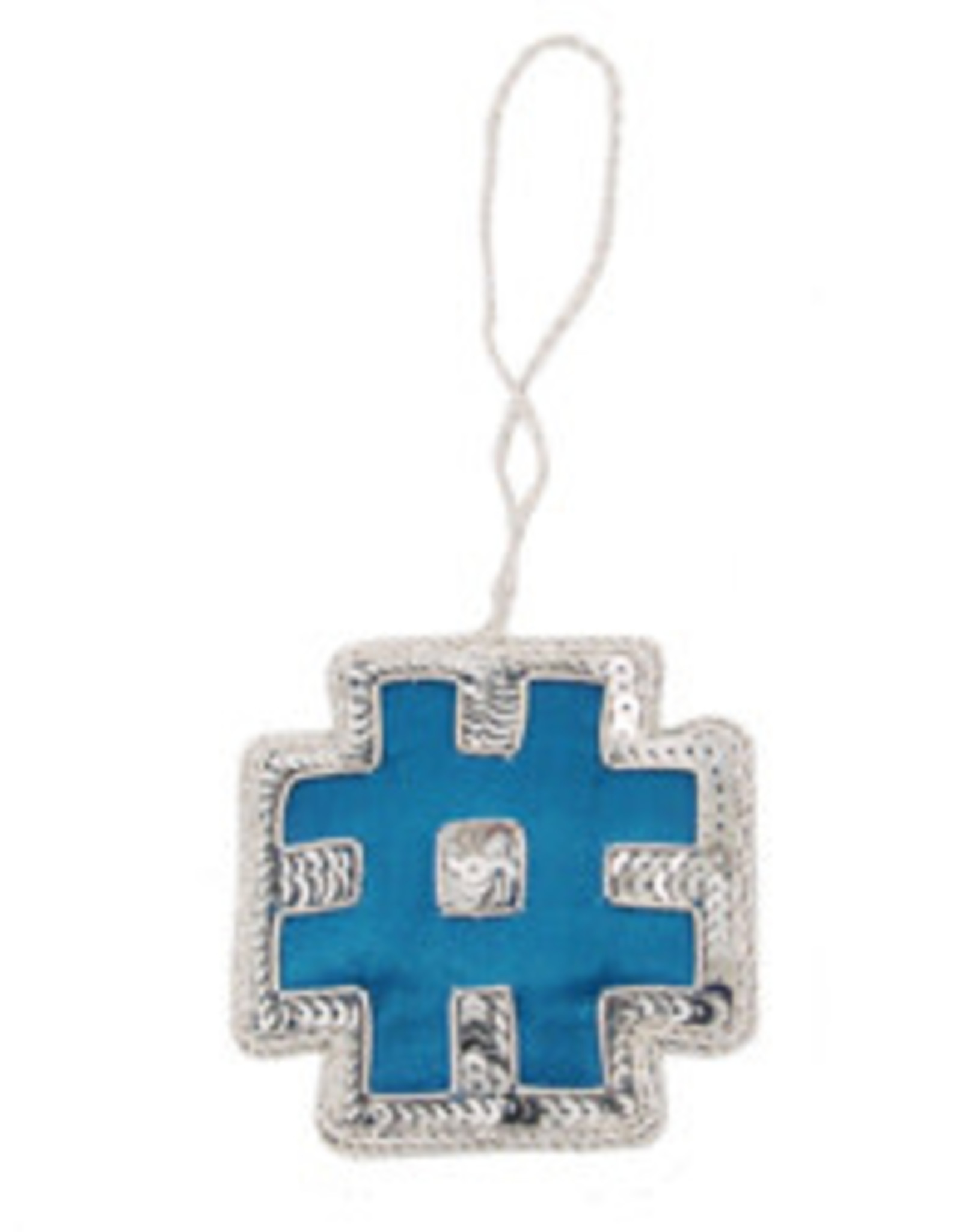 Hashtag Ornament