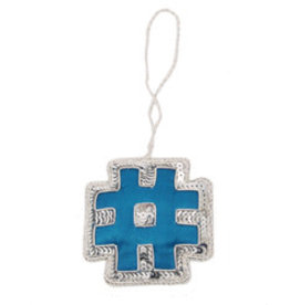 Hashtag Ornament