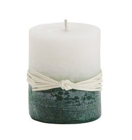 feb19 Sweet Evergreen Candle