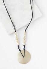 Ethiopia, Asko Bullet Casing Necklace