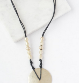 Asko Bullet Casing Necklace