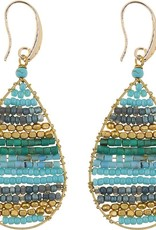 Akha Earrings- Lauren