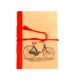 India, Vintage Bicycle Journal