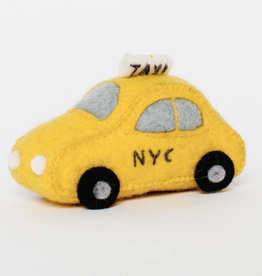 Kyrgyzstan, NYC Taxi Ornament