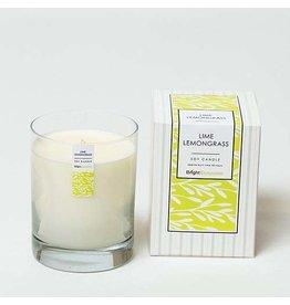 Lime Lemongrass Candle, USA