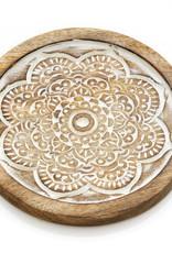 India, mandala trivet