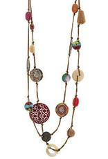 India, Recycled Elements Necklace