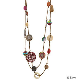 Recycled Elements Necklace