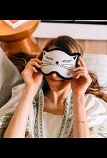 Cat Nap Velvet Sleep Mask, Bangladesh