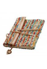 Sari and Leather Journal, India