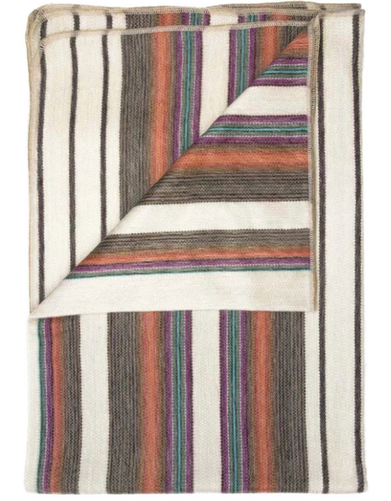 Ecuador, Alpaca Throw .    81