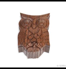 Owl Puzzle Box, India