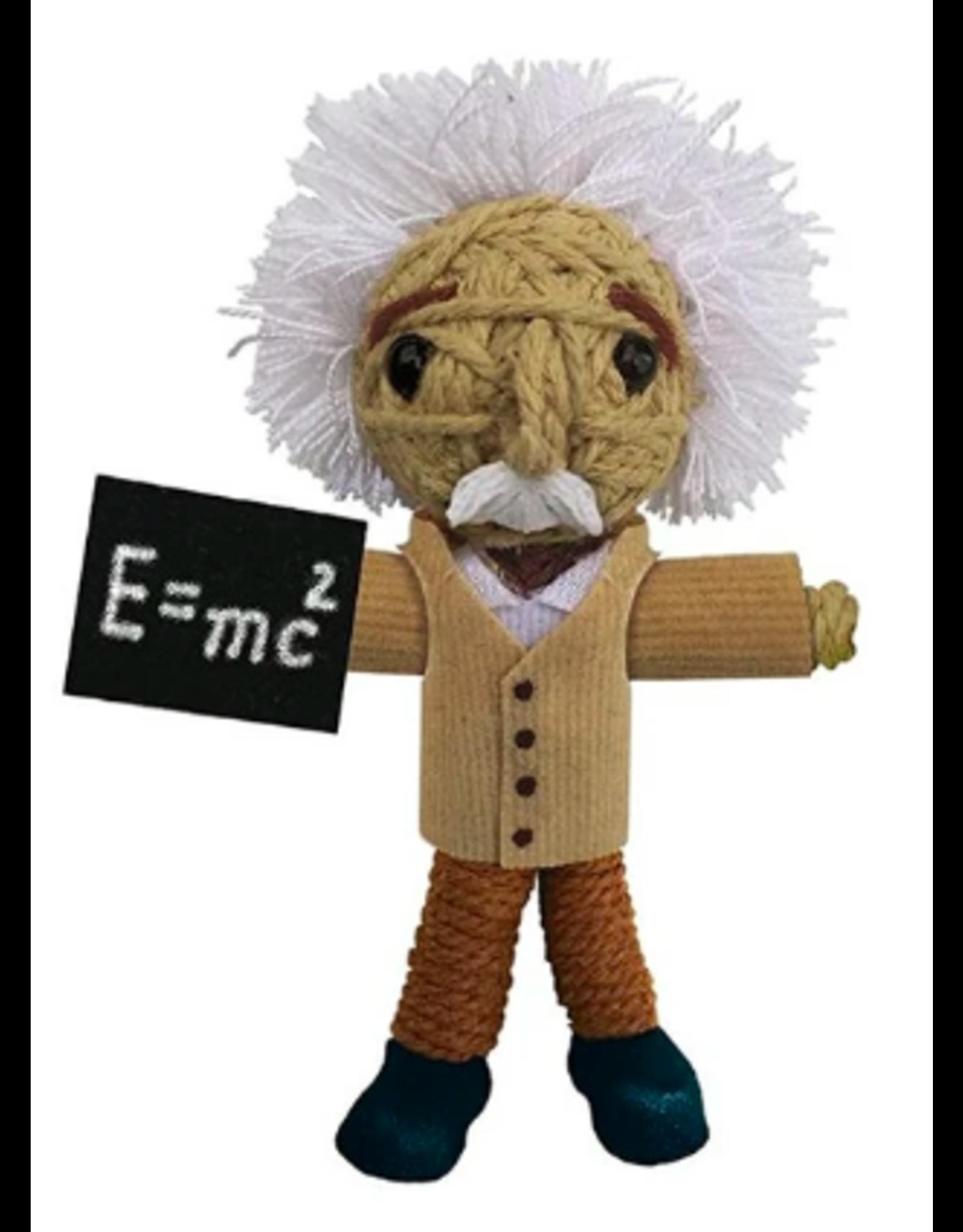 Stringdoll Einstein