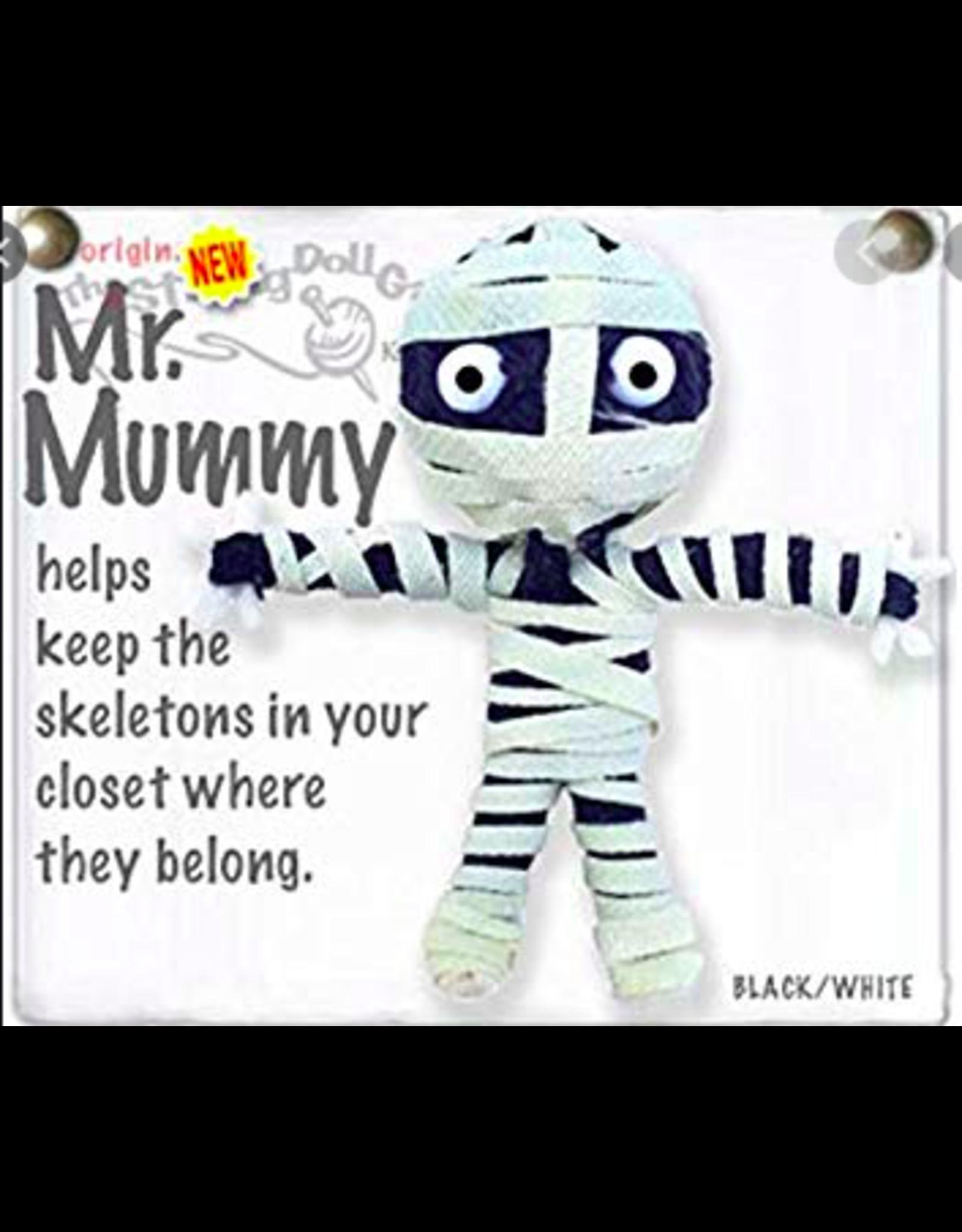 Stringdoll Mr. Mummy