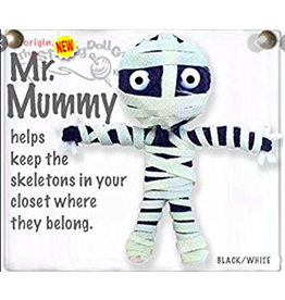 Stringdoll Mr. Mummy