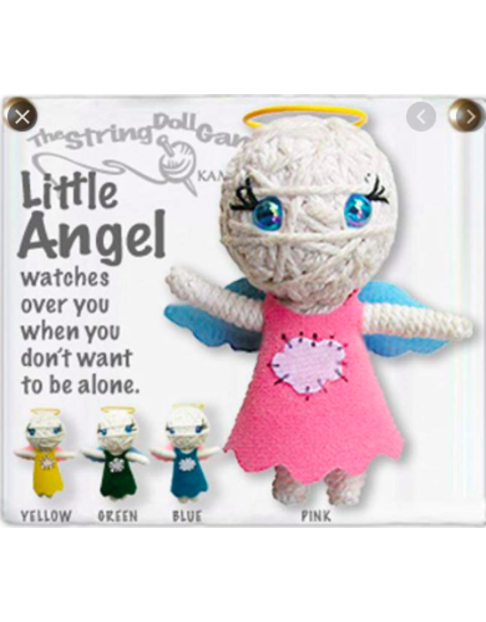 Little Angel String Doll, Thailand