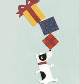 Balancing Trick Birthday Card