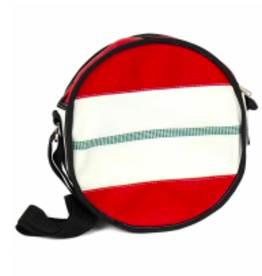 Recycled Fire Hose Bag
