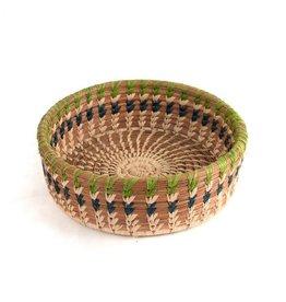 Marisol Straight Sided Basket, Guatemala