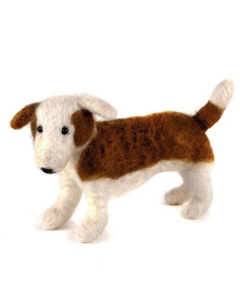 Assorted Felted Wool Animals