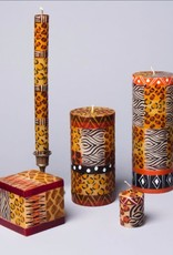 """Taper Candles 9"""" VARIED COLOR"""