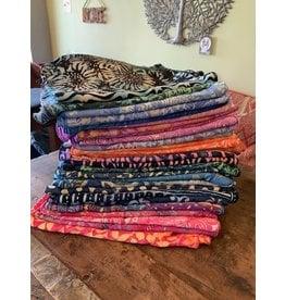 Batik Scarf Choose your Color Way, Indonesia