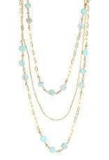 India, Synchronicity Multi Strand Necklace