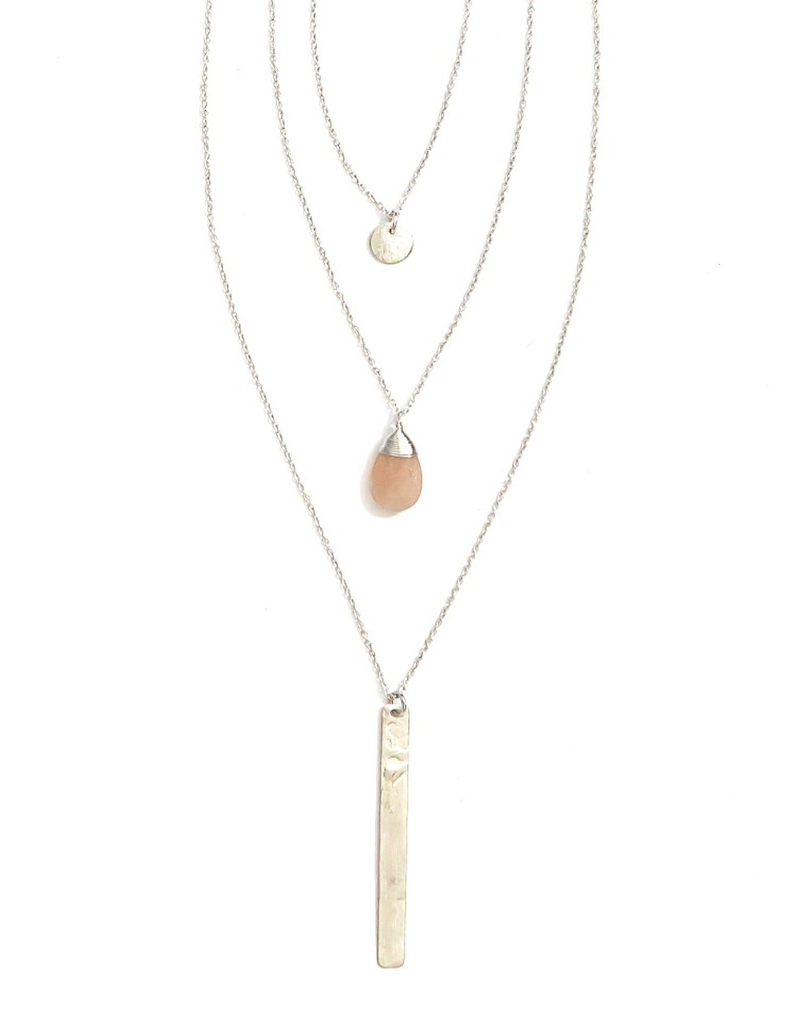 3 Necklaces in One, CAN BE SEPARATED