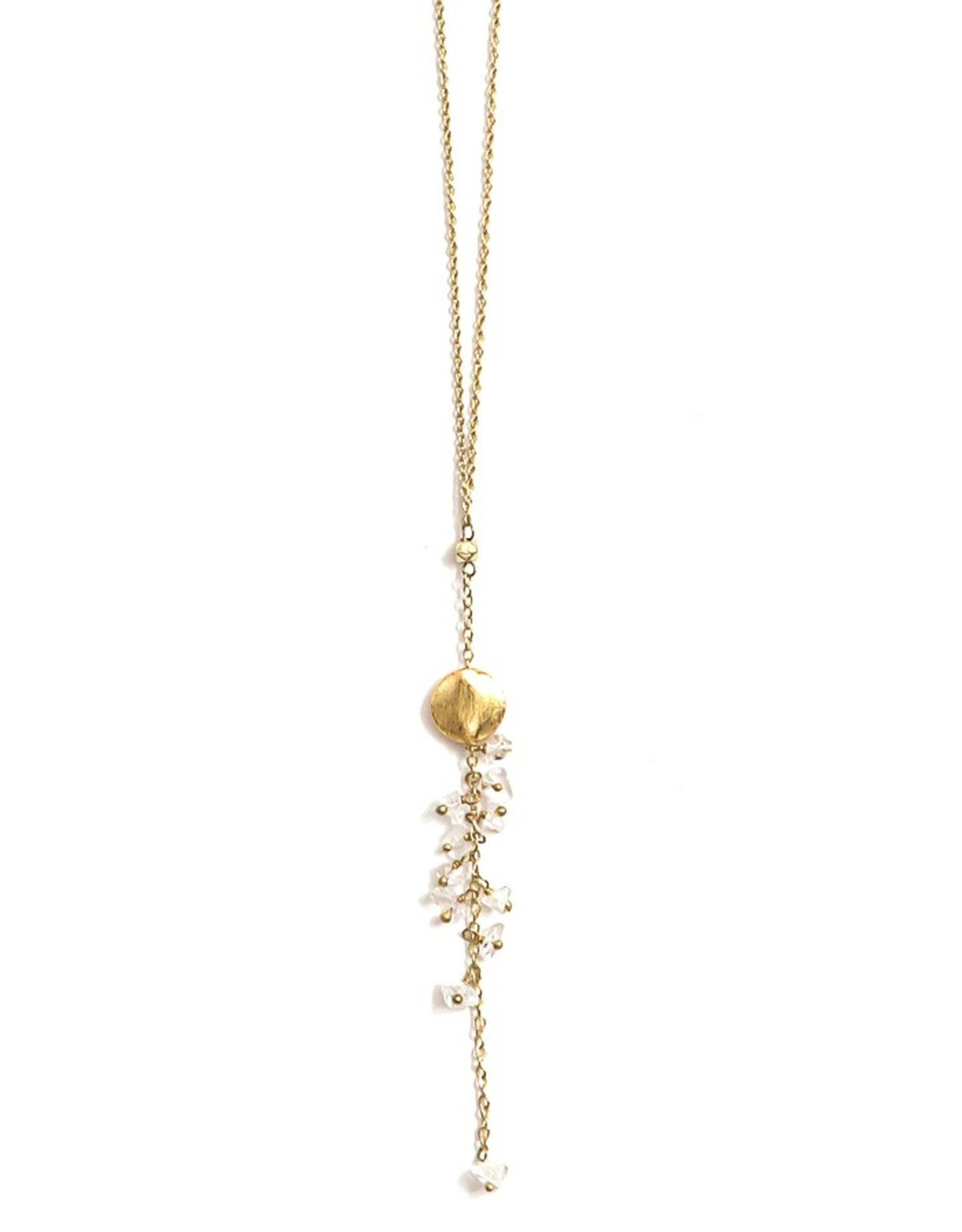 Dangling Stone Necklace