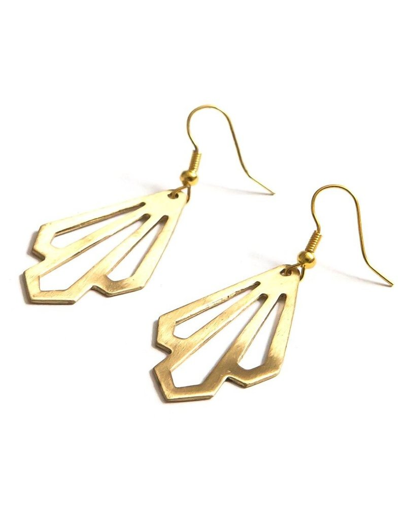 India, Illuminate Earrings