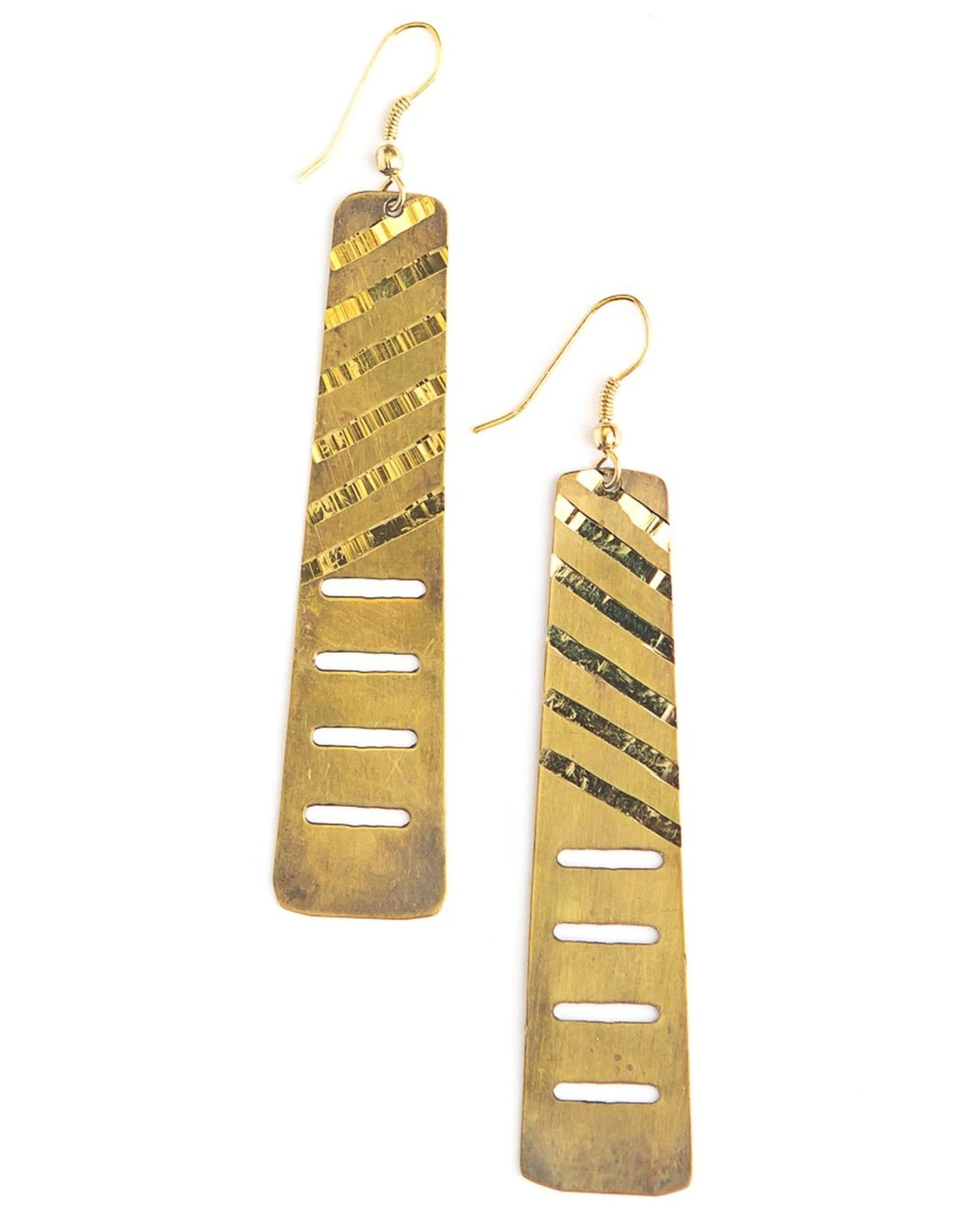 Skyscraper Earrings