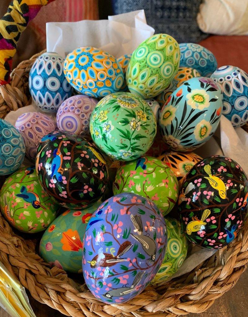 India, Kashmiri Eggs